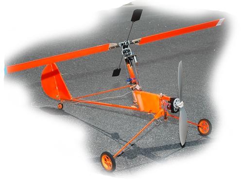 BEGi (Backward Engine Girocopter) / G3PO (Gyrocopter 3.0) / GT17(Clic para abrir)