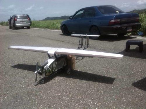 Avión Caricare IV