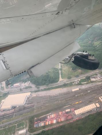 Aeronave siglas YV3066