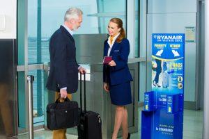 nueva política equipajes de Ryanair
