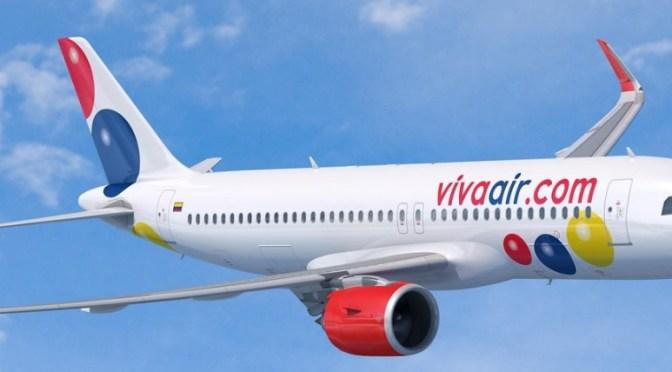 Viva Air moderniza su flota con el pedido de 50 A320
