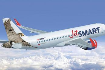 La aerolínea chilena JetSMART, 6 meses desde inicio de operaciones