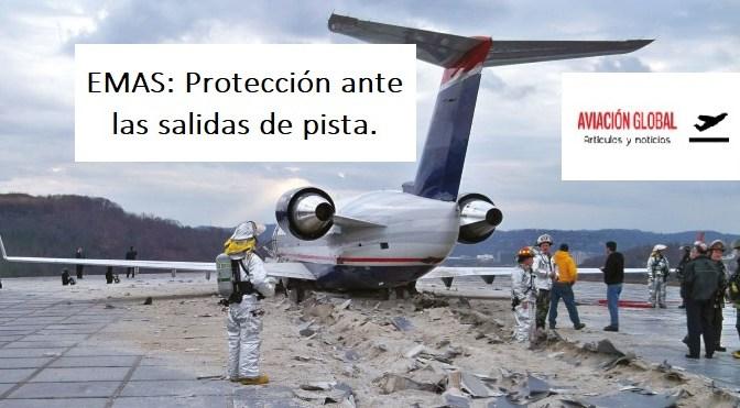 EMAS: Protección ante las salidas de pista.