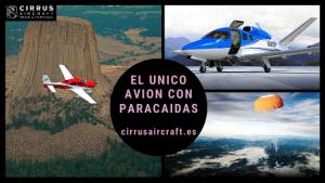 Cirrus aircraft avión cirrus