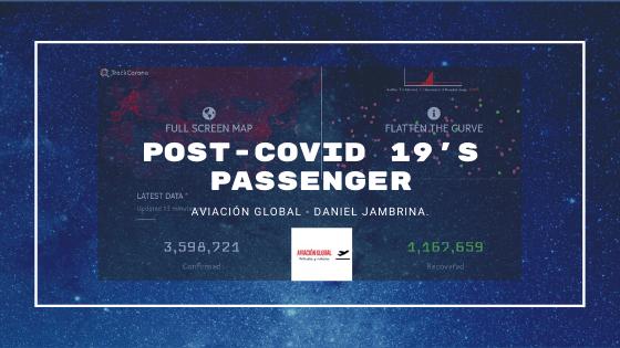 POST-COVID 19's Passenger.
