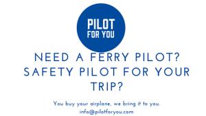 ferry pilot safety pilot