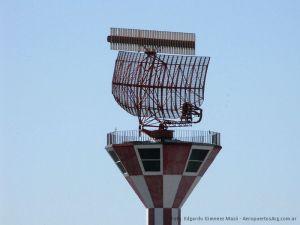 Aeropuerto Internacional de Ezeiza - Radar