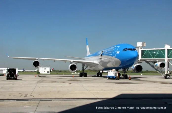 Aerolineas Argentinas - Airbus A340