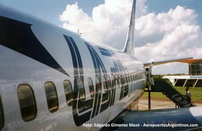 Boeing 737-200 - LAPA - Aeropuerto Resistencia