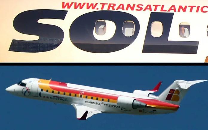 Sol - Air Nostrum
