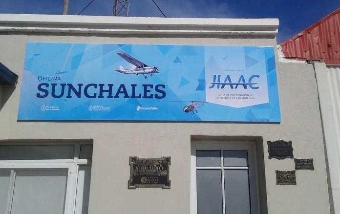 Aeropuerto de Sunchales JIAAC