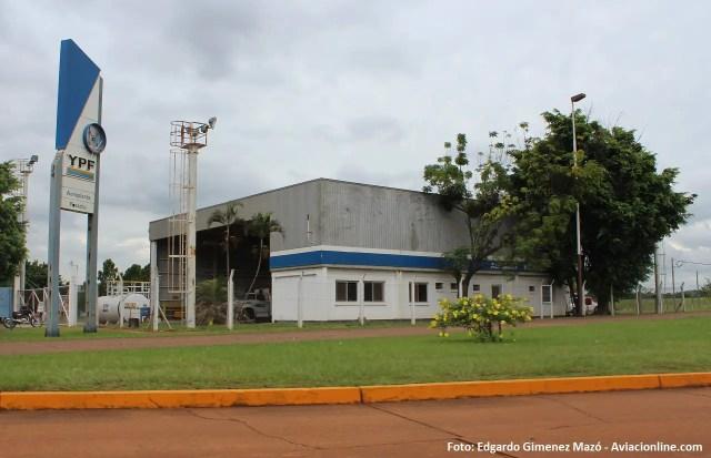 Aeroplanta YPF - Aeropuerto de Posadas
