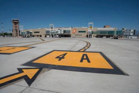 Aeropuerto de Mendoza. Foto: Aeropuertos Argentina 2000