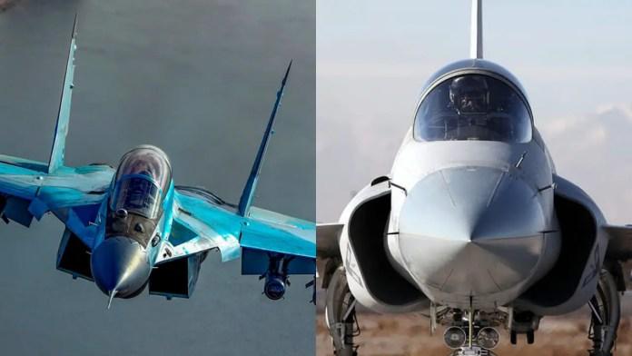 MiG-35 - JF-17