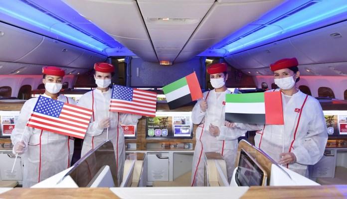 Emirates inaugural Miami 22JUL2021 02