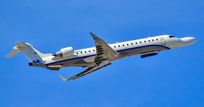 test aircraft