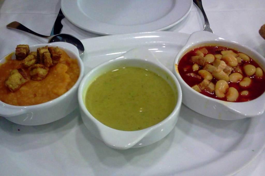 Degustación platos típicos Ávila
