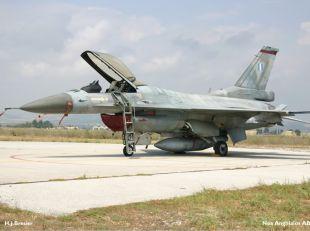 F-16 grecia