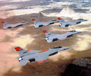 F-16 egipt