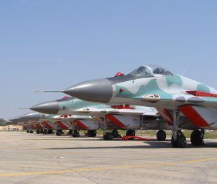 MiG29 peru
