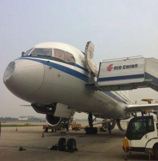 air china boeing