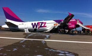 wizz air roma aterizare