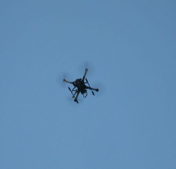 drona universitate