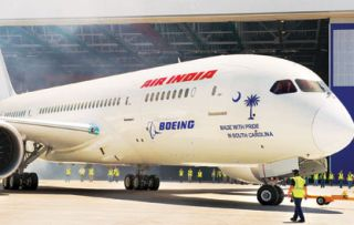 dreamliner air india
