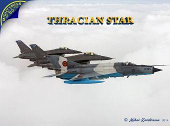 thracian star
