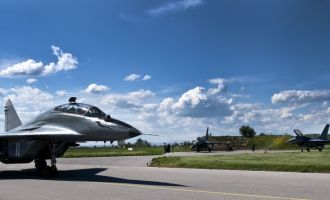 U.S., Bulgarian air forces strengthen partnership through flight