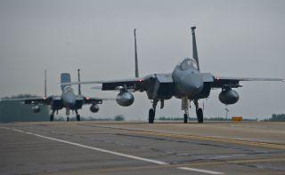Lakenheath jets: forward, ready, now