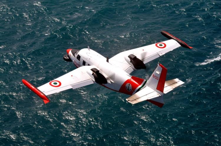 p-166dl3 guardia costiera