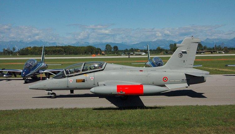 foto elicotteri al 55° anniversario frecce tricolori