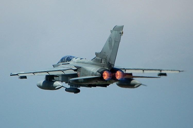 velivoli tornado ids aeronautica militare