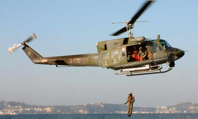 search and rescue aeronautica militare