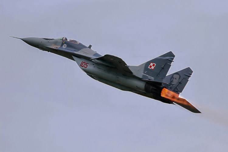 air14 payerne mig-29 polish air force