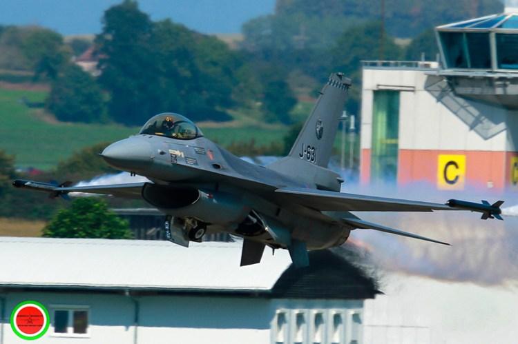F-16MLU Fighting Falcon RNLAF