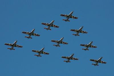 frecce tricolori aeronautica militare italiana follonica air show