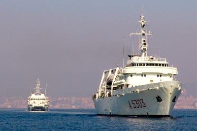 nave idro oceanografica ammiraglio magnaghi marina militare