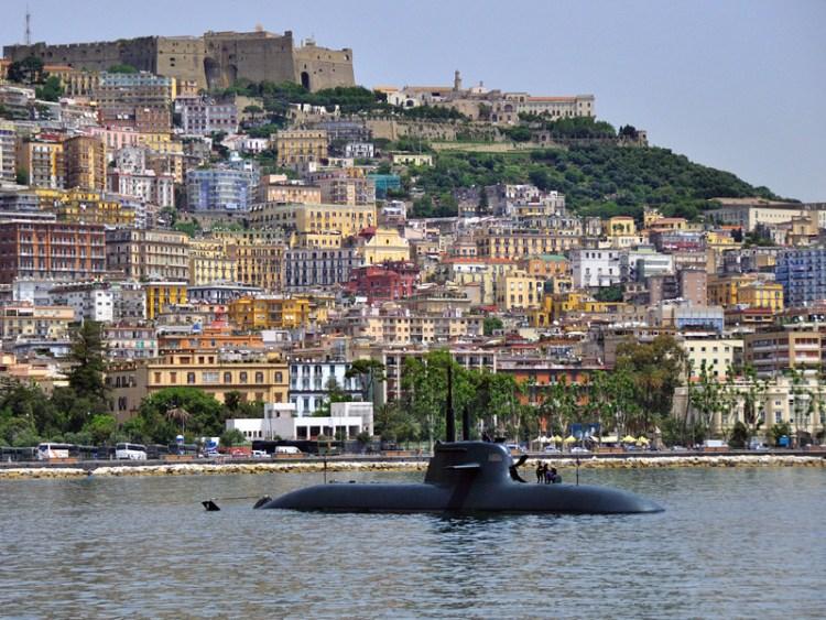 sottomarino scirè della marina militare italiana