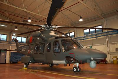 HH139 Aeronautica Militare