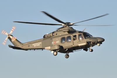 HH139 SAR Aeronautica Militare