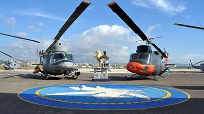 2° gruppo elicotteri marina militare 50° anniversario
