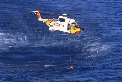 Agusta-Sikorsky HH3F Alpha search and rescue aeronautica militare