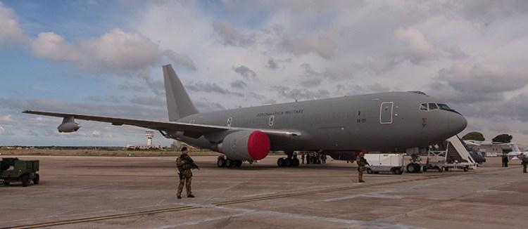 kc767a aeronautica militare italiana