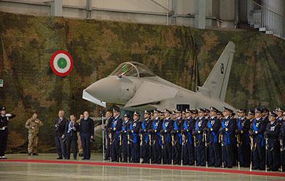 92 anniversario aeronautica militare