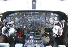 Cockpit Do-228 Esercito Italiano