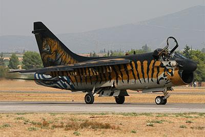 A-7E Corsair II Aeronautica Militare Greca