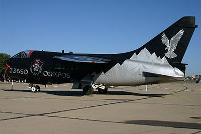 A-7E Corsair II Grecia