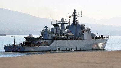 corvette Urania, Sfinge e Fenice della marina militare italiana